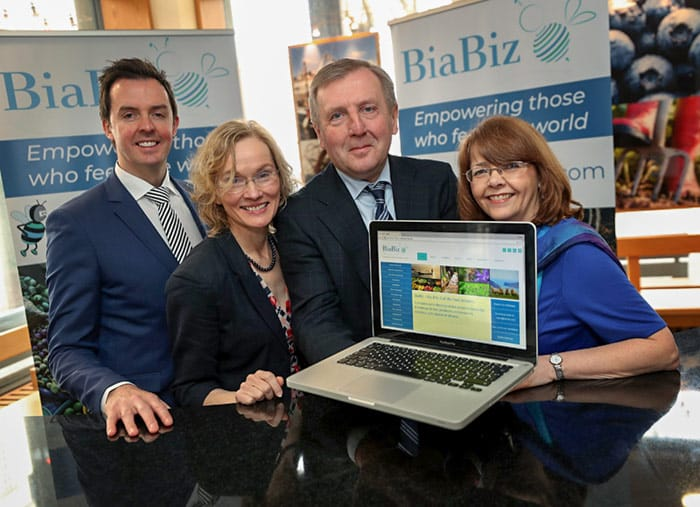 Minister for Agriculture launches new global website