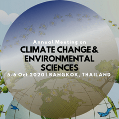 Annual Meeting on Climate & Environmental Sciences