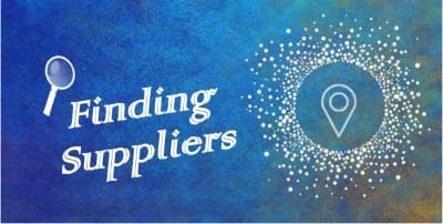Finding suppliers