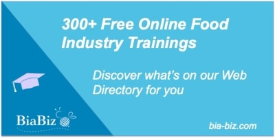 Free Online Food Industry Trainings