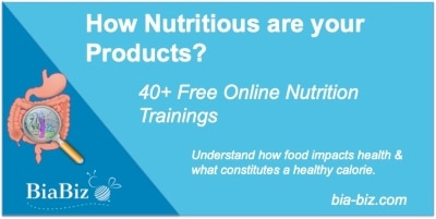 free online nutrition training