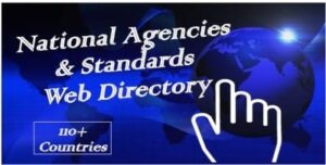 National Agencies & Standards