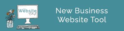New Business Website Tool