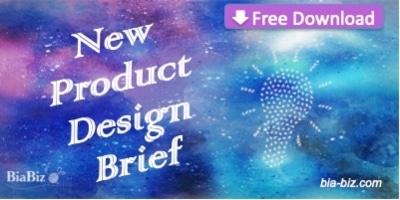 New Product Design Brief