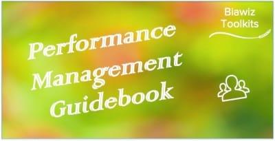 Performance Management Guidebook