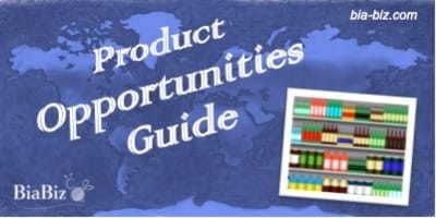 product opportunities guide