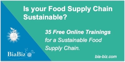 Is your food supply chain sustainable