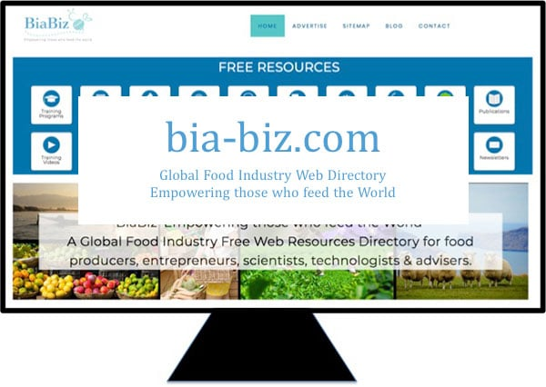 Global Food & Beverage Conferences - BiaBiz | Free resources