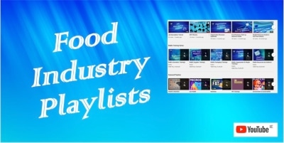 food industry playlists