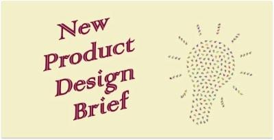 new product design brief