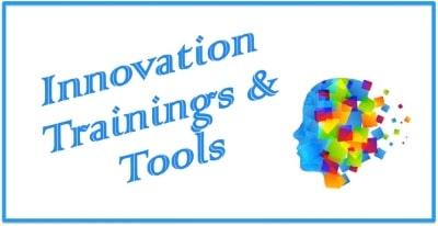 innovation trainings & tools