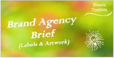 Brand Agency Brief