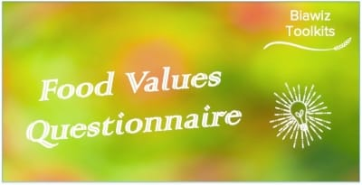 Food Values Questionnaire