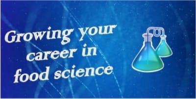 growing your career in food science