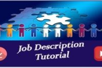 job description tutorial