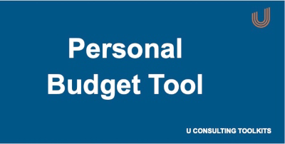 Personal Budget Tool